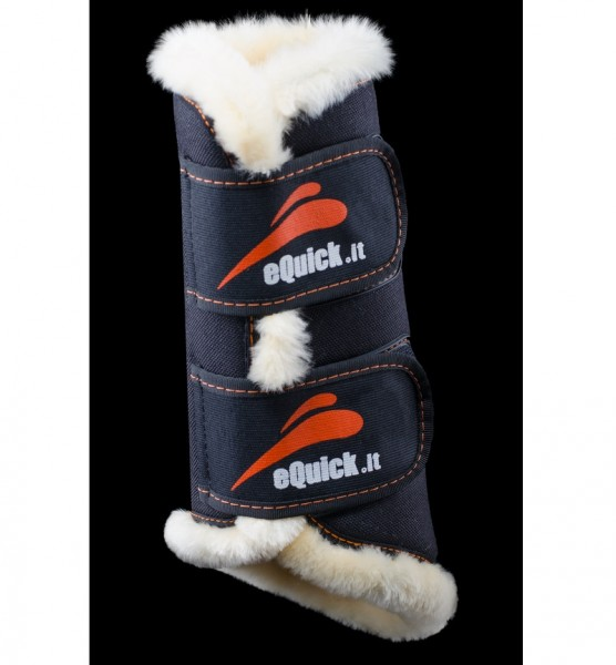 eQuick eTraining Fluffy front
