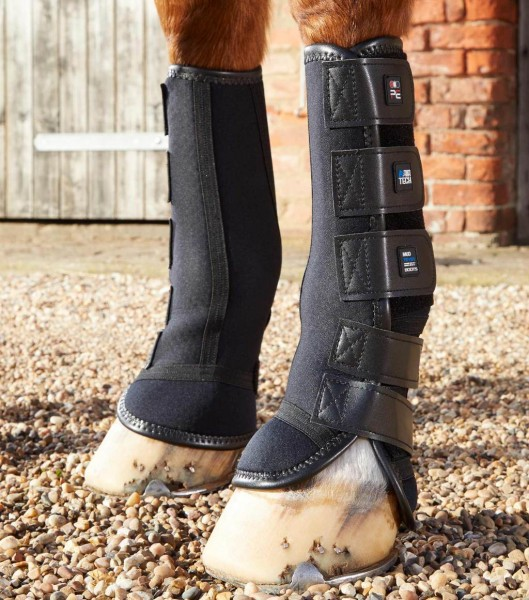 Premier Equine Turnout / Mud Fever Boots Outdoor and Paddock Gaiter