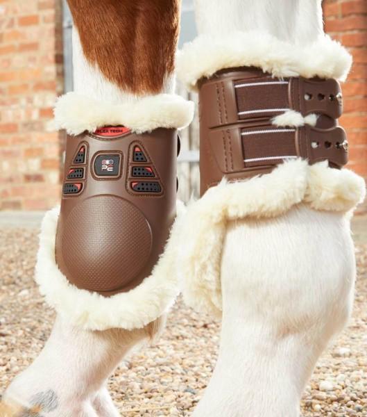 Premier Equine Streichkappen Techno Wool Fetlock Boots