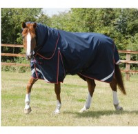 Premier Equine Weidedecke Buster 50g Turnout Rug with Neck Cover