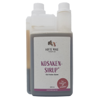 Cossack Syrup® in dosing bottle