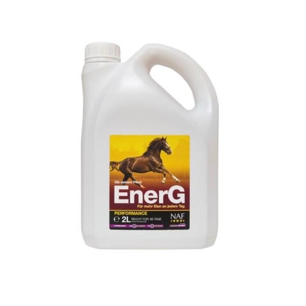 NAF Zusatzfuttermittel EnerG Liquid 2 Liter