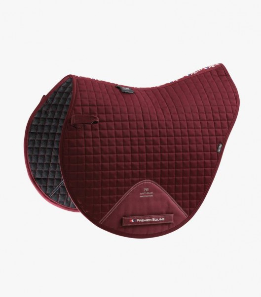 Premier Equine Close Contact Cotton Cross Country Sattelpad