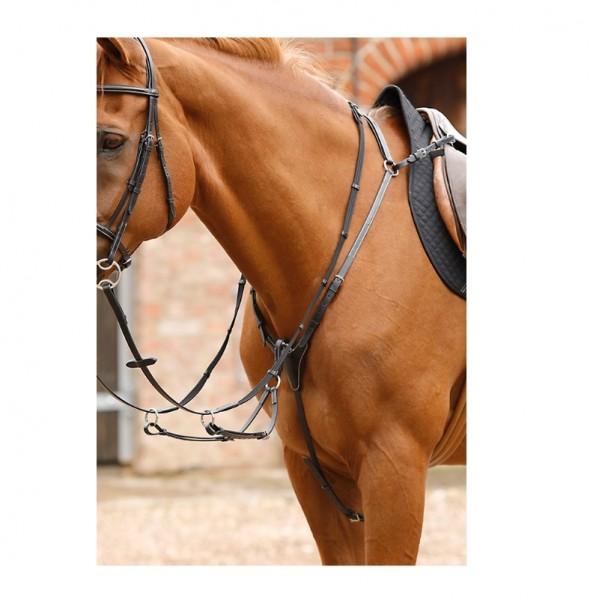 Premier Equine Breastplate Norbello Hunter Breastplate
