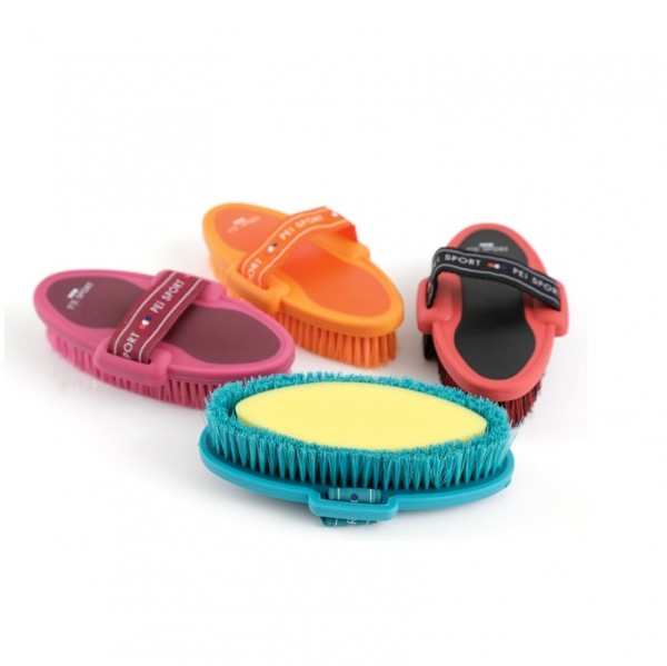 Premier Equine Waschbürste Soft-Touch Body Wash Brush