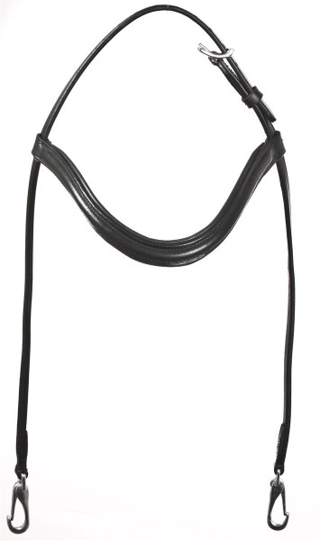 bb Iceland headstall with karabiners