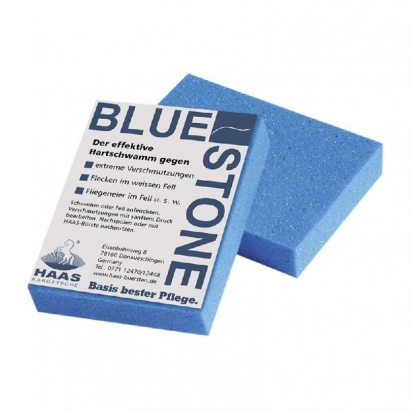 haas Blue Stone hard sponge