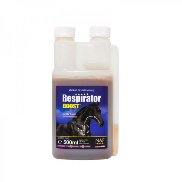 naf supplementary feed Respirator Boost