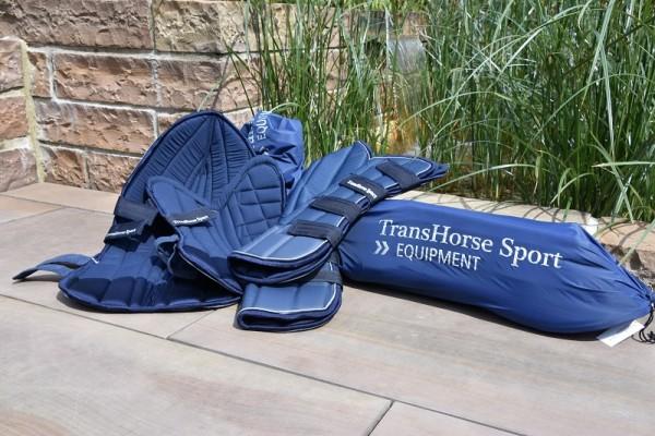 "TransHorse Sport Transport gaiters ""profi"" set of 4"
