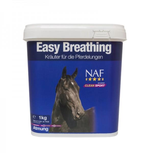naf supplementary feed Easy Breathing powder