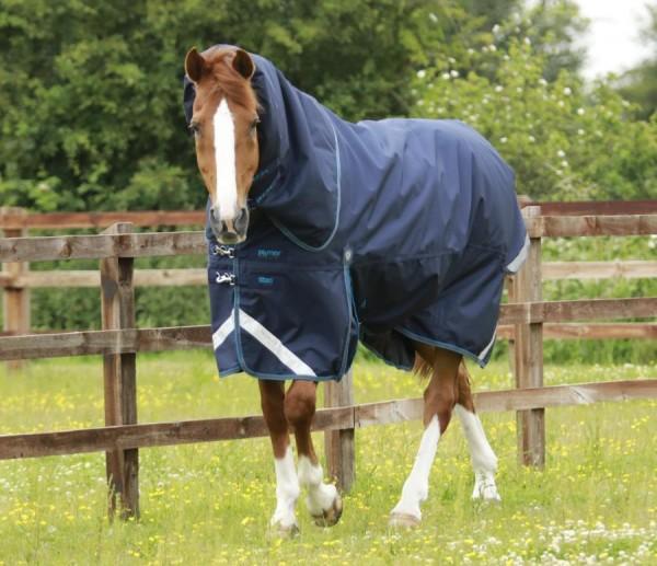 Premier Equine Pasture Blanket Titan 200g Turnout Rug with Neck Panel
