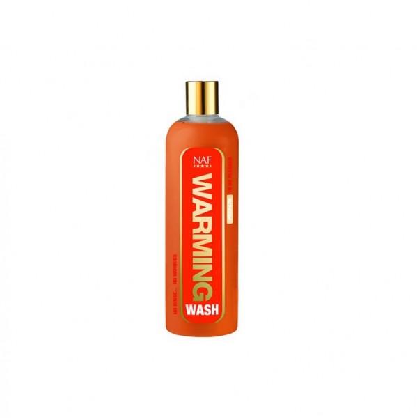 NAF Warming Wash Shampoo 500ml