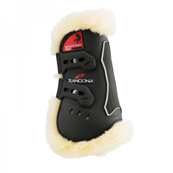 Zandona Horse boots Carbon Air Sensitive+ Pony Tendon