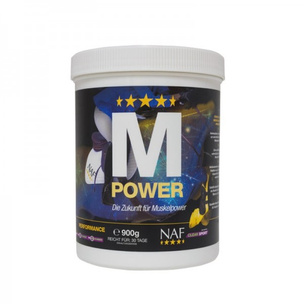 naf supplementary feed m Power 900g
