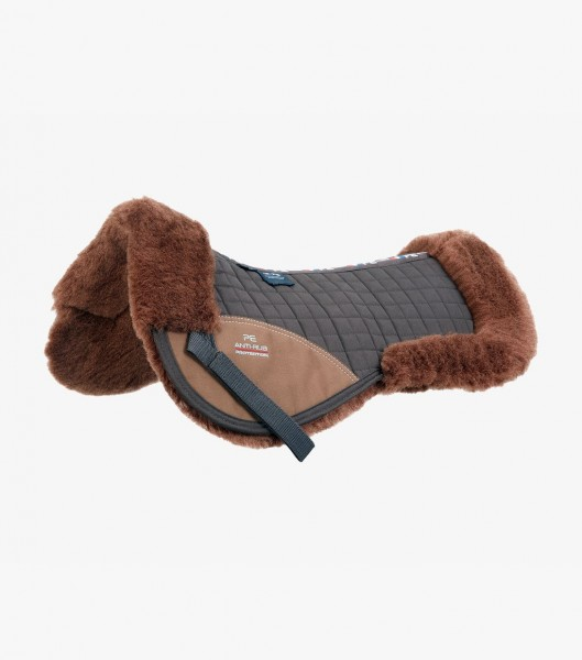 Premier Equine Sattelpad Merino Wool Saddle Pad - Half Pad