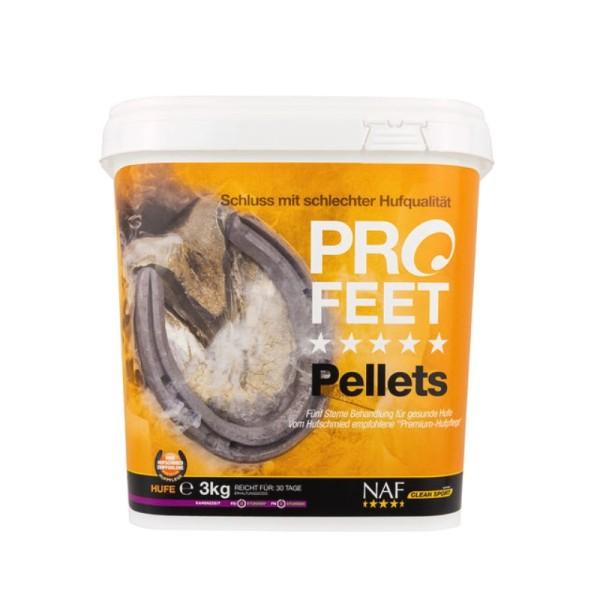 NAF Zusatzfuttermittel Profeet Pellets 3kg