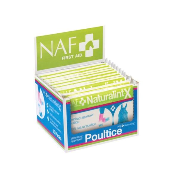 NAF NaturalintX Wundauflage Box of 10