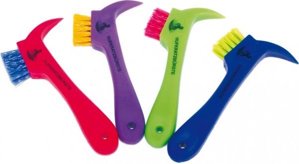 haas hoof scraper various colours