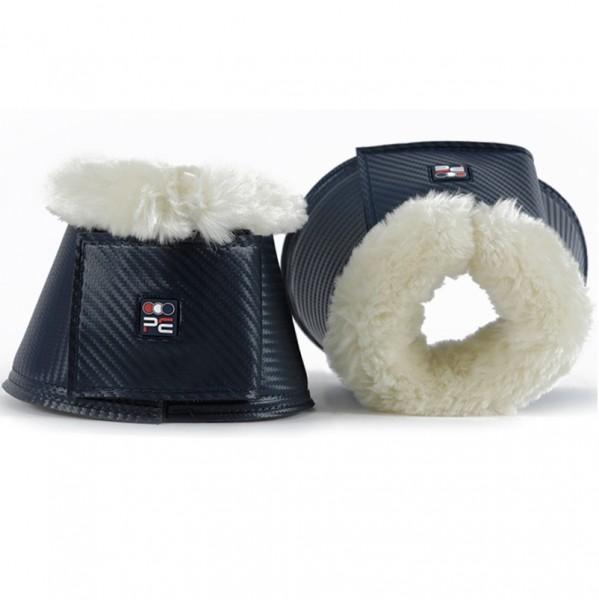 Premier Equine Hufglocken Carbon Tech Techno Wool Over Reach Boots