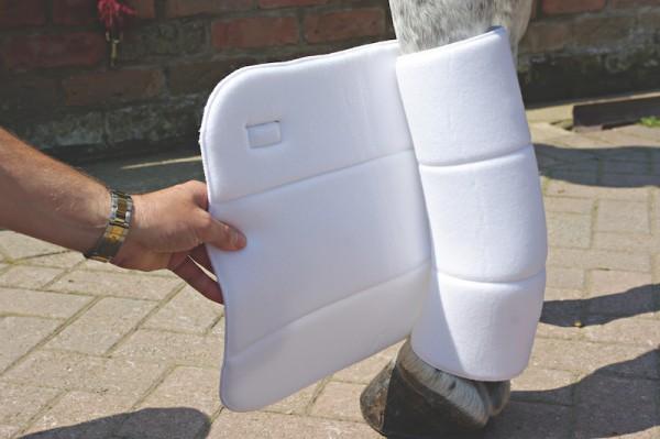 Premier Equine Horse No-Bow Bandage Wraps Bandagierunterlagen