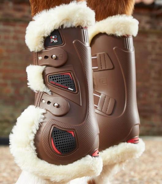 Premier Equine Gamaschen Techno Wool Tendon Boots