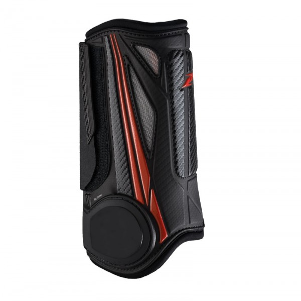 Zandona Eventing gaiters Carbon Air x-xountry Front