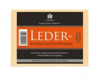Carr & Day & Martin Leder Reinigungsschwamm