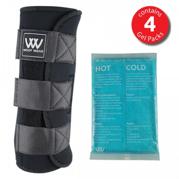 Woof Wear Cooling gaiters incl. therapy packs