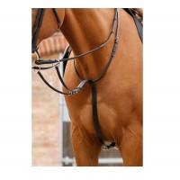 Premier Equine Santadi Adjustable Running Martingale