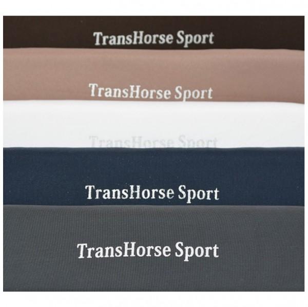 TransHorse Sport Snaffle Pad Long Classic