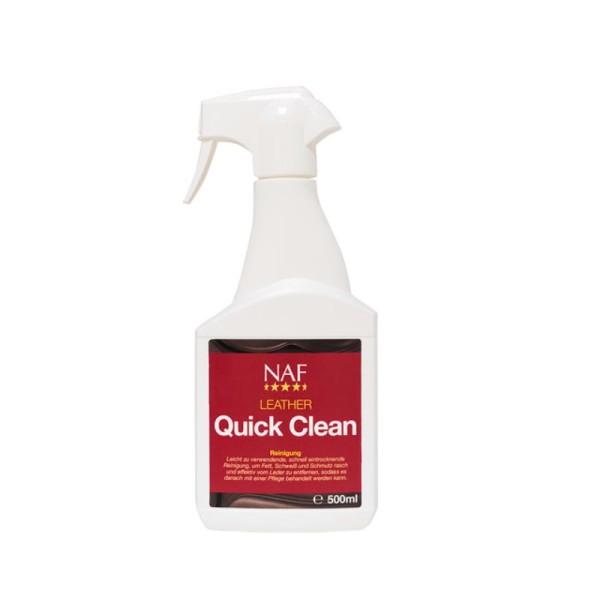 NAF Quick Clean Lederreiniger Spray