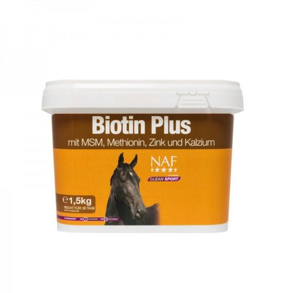 naf supplementary feed Biotin Plus