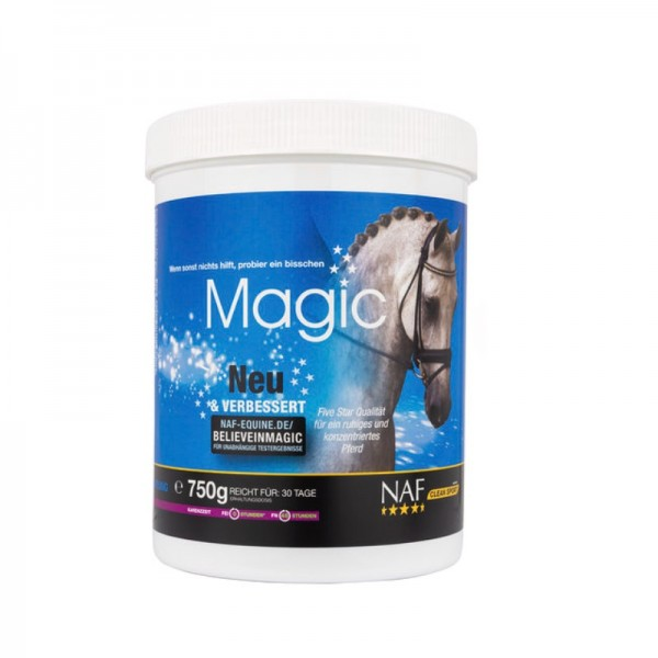 NAF Zusatzfuttermittel Magic Pulver 750g