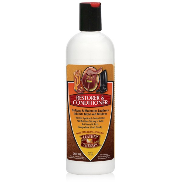 Absorbine Leather Therapy Leder Restorer & Conditioner 473 ml