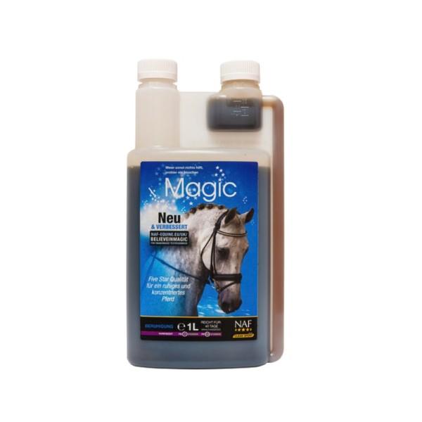 NAF Zusatzfuttermittel Magic Liquid 1L