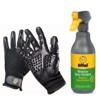 Effol / HandsOn Gloves Pflege-Set Schimmel 2-teilig