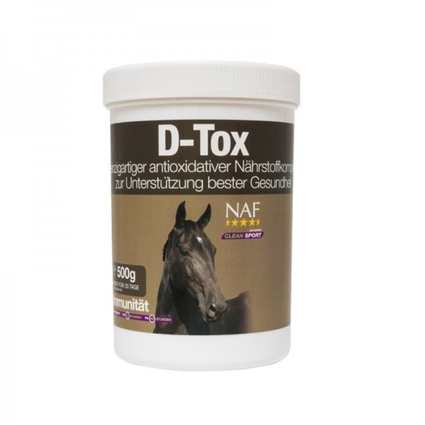 naf supplementary feed D-Tox
