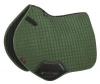 Lemieux Schabracke Luxury CC Squares  6958 Farbe Hunter Green Größe L