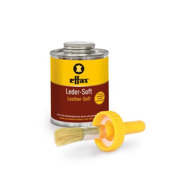 Effax Ledersoft with brush 475 ml