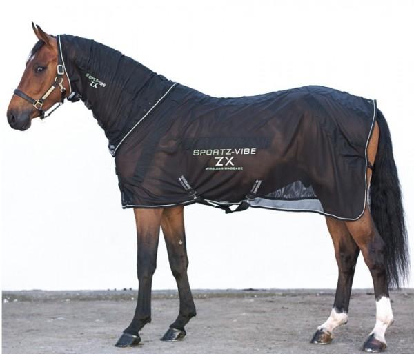 Horseware Sportz-Vibe ZX Rug kabellose Massagedecke