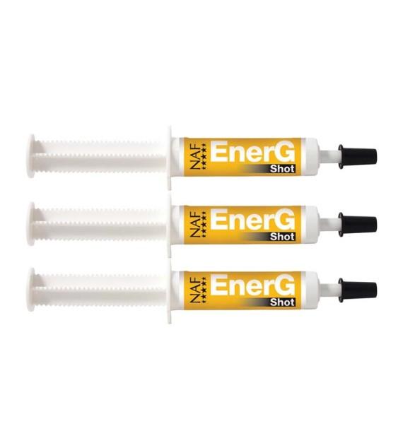 NAF Zusatzfuttermittel EnerG Shot 3x 30ml
