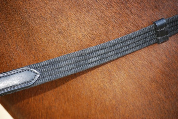 bb Iceland web reins with bars 16mm