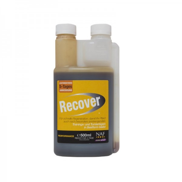 naf supplementary feed Recover 500ml