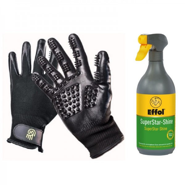 Effol / HandsOn Gloves 2-piece care set